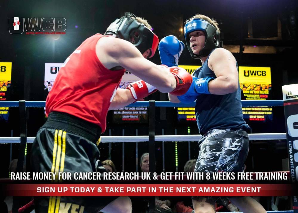 Colchester March 2018 Photos - Ultra White Collar Boxing